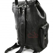 Buy Extra Large Tooled Leather Backpack Travel Bags 784