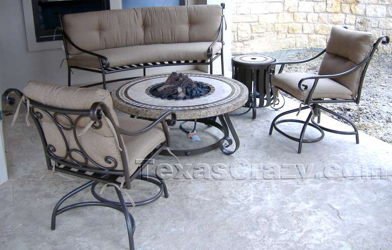 Texas Fire Pits - Buy Texas Patio Fire Pits And Chair Sets Outdoor Furniture