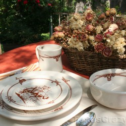 Sky Ranch Dinnerware Set