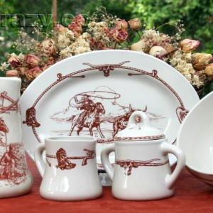 Texas Tableware