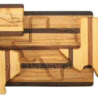 Texas Cutting Board Gift Sets